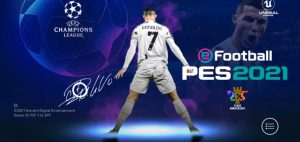 Pes 21 Mobile latest patch